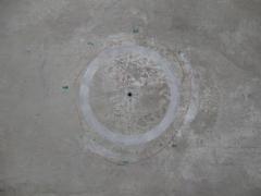 Production of concrete and fiber concretes floors