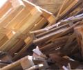 Zagospodarowanie i przerób drewna poużytkowego