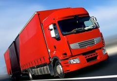 Transport towarów na terenie całego kraju
