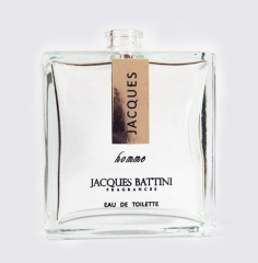 Wykonywanie nadruków na butelkach szklanych do perfum