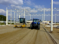 Roboty drogowe i budowlane