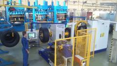 Usługa bieżnikowania opon / Bieżnikowanie opon ciężarowych / Bieżnikowanie na karkasie klienta