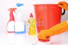 Sprzątanie w czas remontu