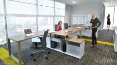 Meble biurowe Bielsko Biała | Zestawy dostępne od ręki