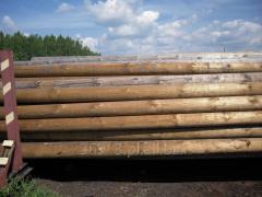 Impregnacja ciśnieniowa wyrobów drewnianych olejem
