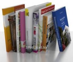 Druk książek czarno-biały i kolorowy w bezkompromisowej jakości.