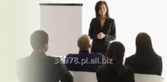 Szkolenia z zakresu ochrony środowiska oraz szkolenia zagraniczne