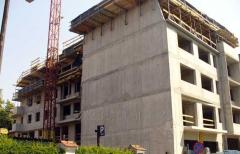 Budowa obiektów usługowo-mieszkalnych