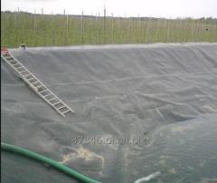 Izolacje obiektów budowlanych i hydrotechnicznych za pomocą geomembrany z folii PEHD
