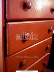 Lacquered of furniture