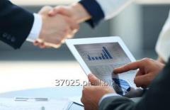 Konsulting przy operacjach finansowych