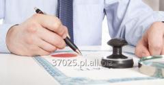 Usługi konsultingowe