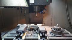 Obróbka skrawaniem CNC, frezowanie, toczenie