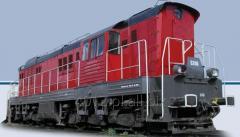 Modernizacja lokomotyw spalinowych S200 serii 770 CD