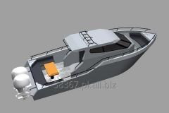 Projekty jachtów i łodzi motorowych