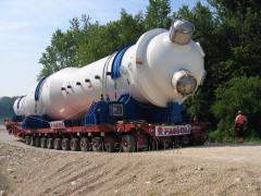 Heavy Lifting, Transport & Skidding - Limitless Tonnage Capacity