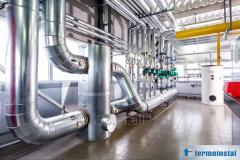 Projektowanie i kompleksowe wykonawstwo instalacji procesowych oraz izolacji rurociągów technologicznych