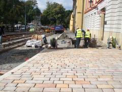 Roboty Kamieniarskie i asfaltowanie dróg