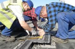 Utrzymanie i budowa dróg i placów