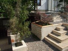 Projekty i wykonywanie ogrodów