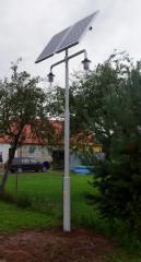 Lampy Solarne LED. Sprzedaż montaż serwis