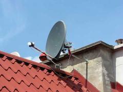 Antenny, telewizja