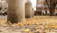 Czyszczenie terenów miejskich
