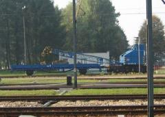 Dźwig kolejowy