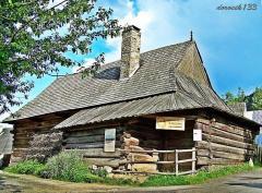 Chata legendarnego zbójnika Jana Sabały - sąsiedztwo