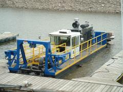 Oczyszczania zbiorników wodnych i rzek