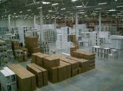 Wydzielone hale dla towarów niebezpiecznych (ADR)