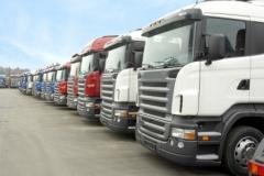 Transport drogowy krajowy i międzynarodowy