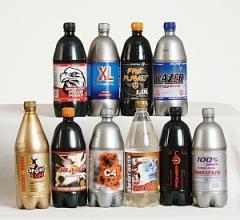 Rozlew napojów energetycznych