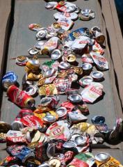 Recykling złomu metalu kolorowego