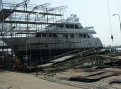 Projektowanie jachtu