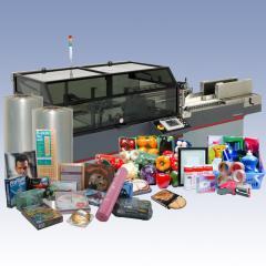 Usługi foliowania, pakowania