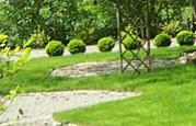 Pielęgnacją ogrodu