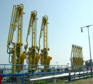 Usługi przeładunkowe i spedycyjne oleju napędowego i benzyn