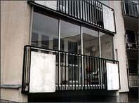 Aluminiowe zabudowy balkonów