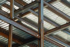 Demontaż konstrukcji stalowych