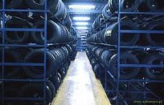 Logistyka i utylizacja zużytych opon
