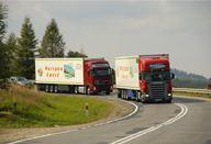 Eksport owoców i warzyw w pojazdach chłodniczych do krajów europejskich.