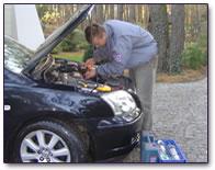 Monitoring pojazdów