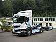 Scania R 420 LB 6x2 HNA Hakowiec