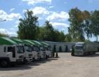 Usługi transportu dokumentacji archiwalnej.