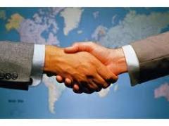 Usługi badania rynków zagranicznych.