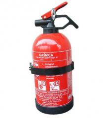Przeglądy gaśnic, hydrantów wewnętrznych i