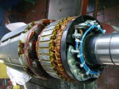 Remonty generatorów synchronicznych i asynchronicznych