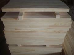 Drewno konstrukcyjne- łączenie elementów drewnianych- drewno klejone warstwowo na grubość i łączone na długość