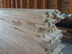 Drewno konstrukcyjne- kantówka na legary- belki konstrukcyjne